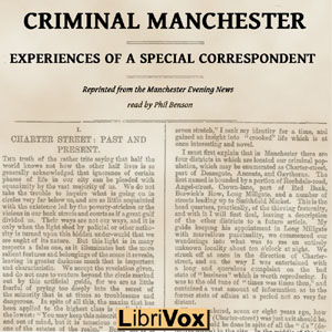 Criminal Manchester cover