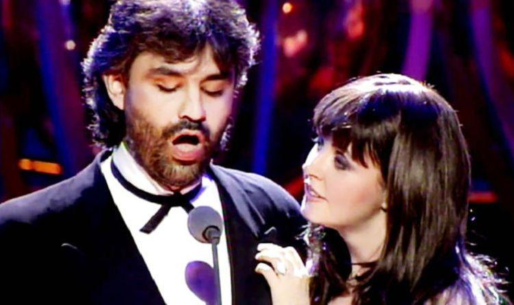 Sarah Brightman & Andrea Bocelli - Time to Say Goodbye (Video)